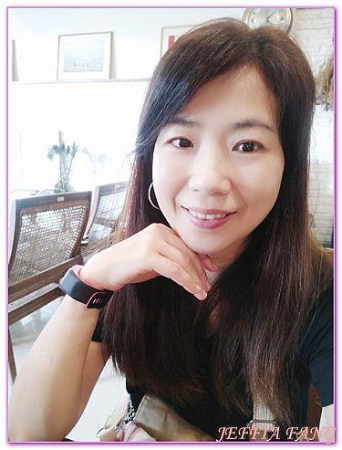 Stockhome民宿小巴站海南雞飯,大城,泰國,泰國旅遊,飯店 @傑菲亞娃JEFFIA FANG