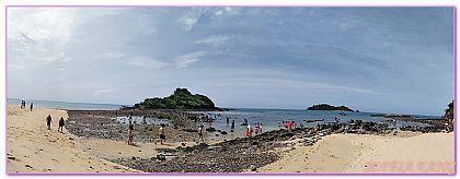 景點,沙美島KohSamet跳島,泰國,泰國旅遊,羅永Rayong @傑菲亞娃JEFFIA FANG