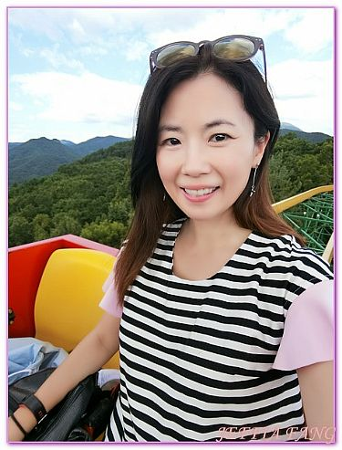 全羅南道,景點,無等山國立公園(纜車+單軌列車),韓國,韓國旅遊 @傑菲亞娃JEFFIA FANG