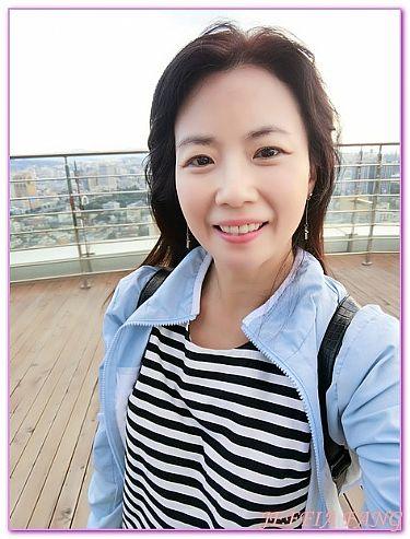 光州Gwangju,光州社稷公園展望台,景點,韓國,韓國旅遊 @傑菲亞娃JEFFIA FANG