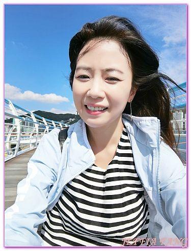 景點,松島天空步道SkyWalk,釜山Busan,韓國,韓國旅遊 @傑菲亞娃JEFFIA FANG