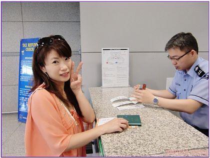 仁川機場退稅,機場+交通+退稅,韓國,韓國旅遊,韓國首爾自由行 @傑菲亞娃JEFFIA FANG