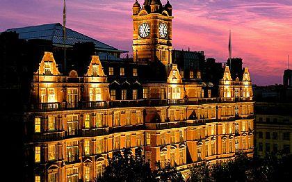 The Landmark London,歐洲旅遊,英國,英國Great Britain,飯店或度假村 @傑菲亞娃JEFFIA FANG