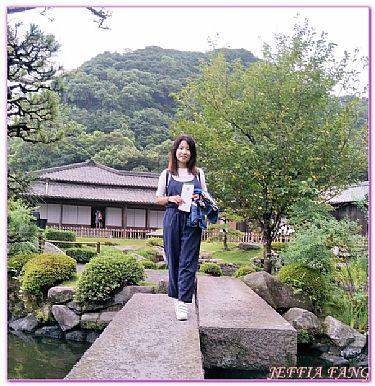 九州鹿兒島Kagoshima,仙巖園,日本,日本旅遊,景點 @傑菲亞娃JEFFIA FANG