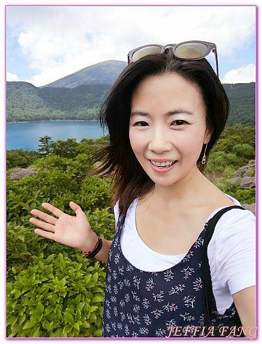 九州鹿兒島,大浪池Onami Pond,日本,日本旅遊,景點 @傑菲亞娃JEFFIA FANG