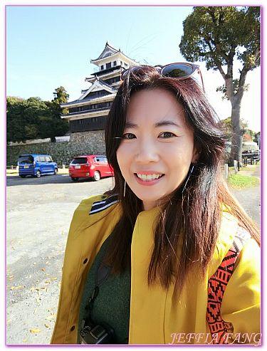 中津城Nakatsu,北九州大分Oita,日本,日本旅遊,景點 @傑菲亞娃JEFFIA FANG