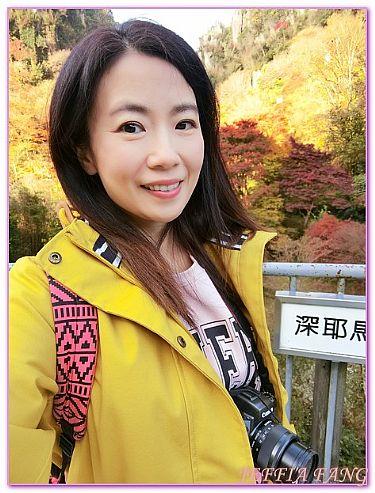 中津深耶馬溪一目八景,北九州大分Oita,日本,日本旅遊,景點 @傑菲亞娃JEFFIA FANG