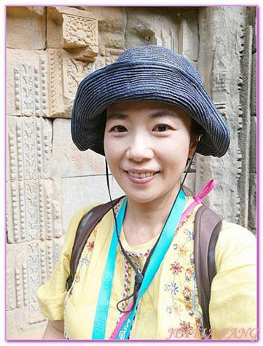 吳哥窟旅遊,塔瑪儂Thammanon,大吳哥城,柬埔寨,柬埔寨旅遊 @傑菲亞娃JEFFIA FANG