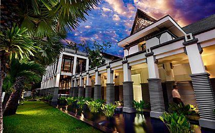 吳哥窟,新塔瑪尼ShintaMani度假酒店,柬埔寨,柬埔寨旅遊,飯店 @傑菲亞娃JEFFIA FANG