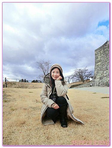 日本,日本旅遊,景點,白河小峰城跡,福島Fukushima @傑菲亞娃JEFFIA FANG