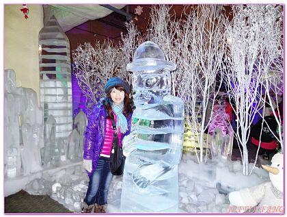 景點,濟州冰雕博物館,韓國,韓國旅遊,韓國濟州景點 @傑菲亞娃JEFFIA FANG