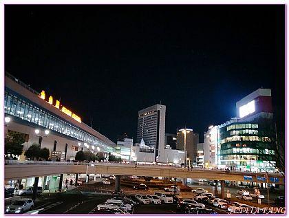 仙台車站,日本,日本旅遊,東北宮城仙台Sendai,機場及交通 @傑菲亞娃JEFFIA FANG