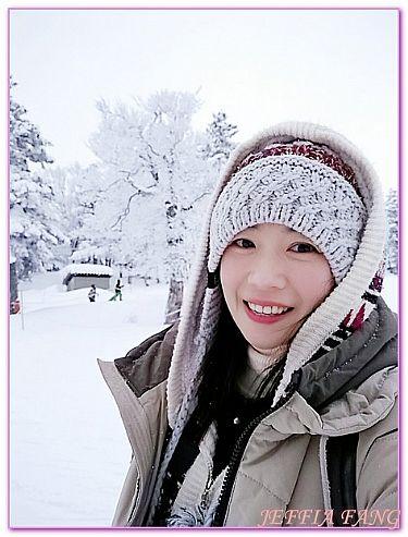 日本,日本旅遊,景點,東北山形Yamagata,藏王ZAO樹冰溫泉 @傑菲亞娃JEFFIA FANG