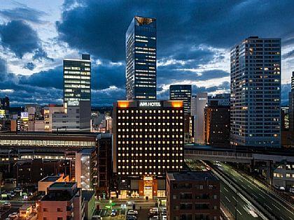 APA Hotel TKP Sendai,仙台,日本,日本旅遊,飯店或渡假村 @傑菲亞娃JEFFIA FANG