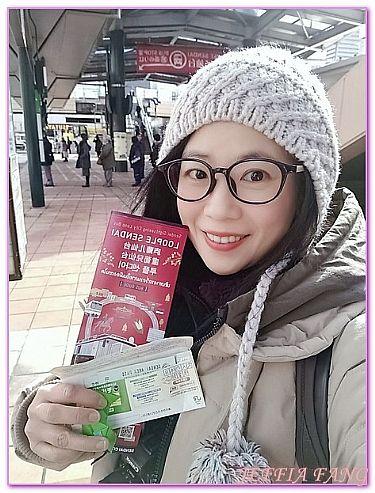 LOOPLE觀光巴士,日本,日本旅遊,景點,東北宮城仙台Sendai @傑菲亞娃JEFFIA FANG