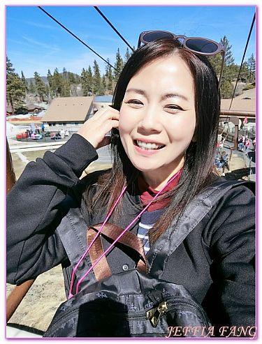 Apine Slide魔術山滑道,加州大熊湖,景點,美國,美國旅遊 @傑菲亞娃JEFFIA FANG