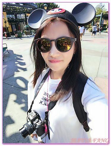 加州橘郡,安納罕迪士尼樂園Disneyland,景點,美國,美國旅遊 @傑菲亞娃JEFFIA FANG