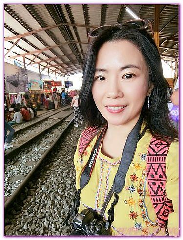 安帕瓦,景點,泰國,泰國旅遊,爆笑鐵路廣銘珍麵店,鄭王古戰營 @傑菲亞娃JEFFIA FANG