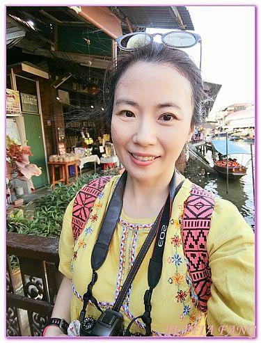 傳統市場/水上市場,安帕瓦Amphawa,安帕瓦假日水上市場,泰國,泰國旅遊 @傑菲亞娃JEFFIA FANG