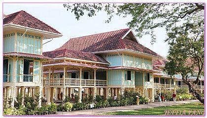 七岩Cha-am,景點,泰國,泰國旅遊,華欣愛與希望之宮 @傑菲亞娃JEFFIA FANG