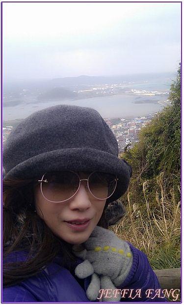 景點,濟州城山日出峰,韓國,韓國旅遊,韓國濟州景點 @傑菲亞娃JEFFIA FANG