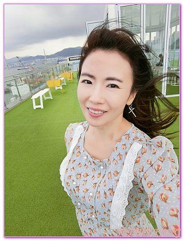Cafe B.TONIC,釜山Busan,韓國,韓國旅遊,餐廳/小吃街 @傑菲亞娃JEFFIA FANG