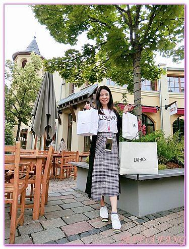 Wertheim Village,德國旅遊,法蘭克福,西歐德國Germany,購物村、百貨公司、商圈 @傑菲亞娃JEFFIA FANG