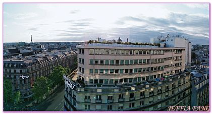 SHOPPING及OUTLET,巴黎Paris,巴黎拉法葉百貨公司,法國旅遊,西歐法國 @傑菲亞娃JEFFIA FANG