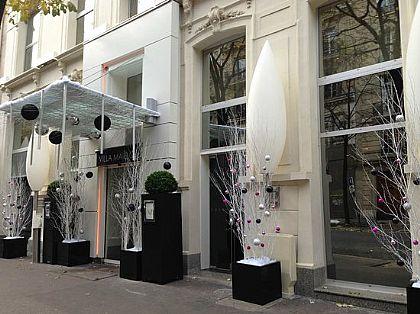 LaVilla Maillot,巴黎Paris,法國旅遊,西歐法國,飯店及渡假村 @傑菲亞娃JEFFIA FANG