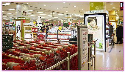 傳統市場/大賣場,韓國,韓國大型賣場,韓國旅遊,首爾自由行 @傑菲亞娃JEFFIA FANG