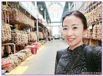 丹陽Danyang九景市場,傳統市場/大賣場,忠清北道,韓國,韓國旅遊 @傑菲亞娃JEFFIA FANG
