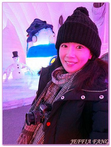 哈爾濱太陽島極地世界冰雪大世界,大陸,大陸旅遊,景點,黑龍江 @傑菲亞娃JEFFIA FANG