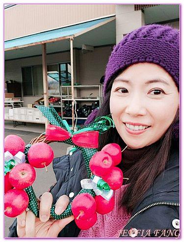 日本,日本旅遊,景點,津輕弘前里山農業觀光,青森Aomori @傑菲亞娃JEFFIA FANG