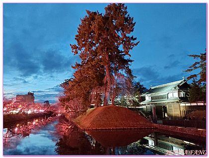 弘前城Hirosaki天守閣,日本,日本旅遊,景點,青森Aomori @傑菲亞娃JEFFIA FANG