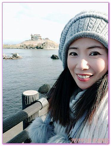 八戶種差海岸蕪島神社,日本,日本旅遊,景點,青森Aomori @傑菲亞娃JEFFIA FANG