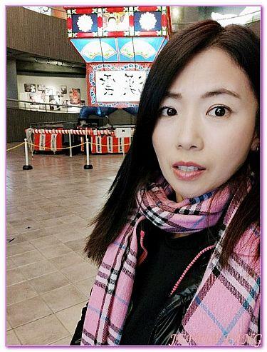 日本,日本旅遊,景點,立佞武多之館睡魔祭,青森Aomori @傑菲亞娃JEFFIA FANG