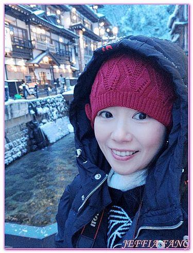 山形,日本,日本旅遊,景點,銀山溫泉 @傑菲亞娃JEFFIA FANG