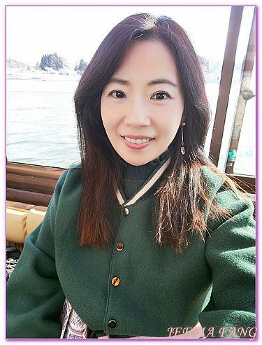 山形Yamagata,日本,日本旅遊,景點,最上川遊船 @傑菲亞娃JEFFIA FANG