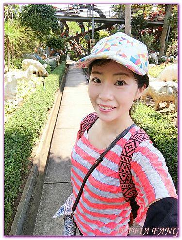 景點,東芭樂園NongNoochGarden,泰國,泰國旅遊,芭達雅 @傑菲亞娃JEFFIA FANG