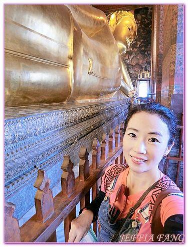 景點,曼谷,泰國,泰國旅遊,臥佛寺Wat Pho @傑菲亞娃JEFFIA FANG