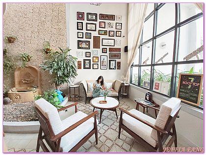 MaisonDeCamille山茶花飯店,胡志明,越南,越南旅遊,飯店或度假村 @傑菲亞娃JEFFIA FANG
