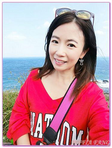 台灣,台灣旅遊,基隆Keelung,景點,望幽谷濱海步道 @傑菲亞娃JEFFIA FANG